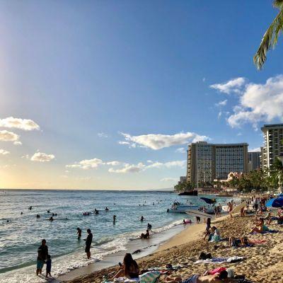 研修旅行 in HAWAII