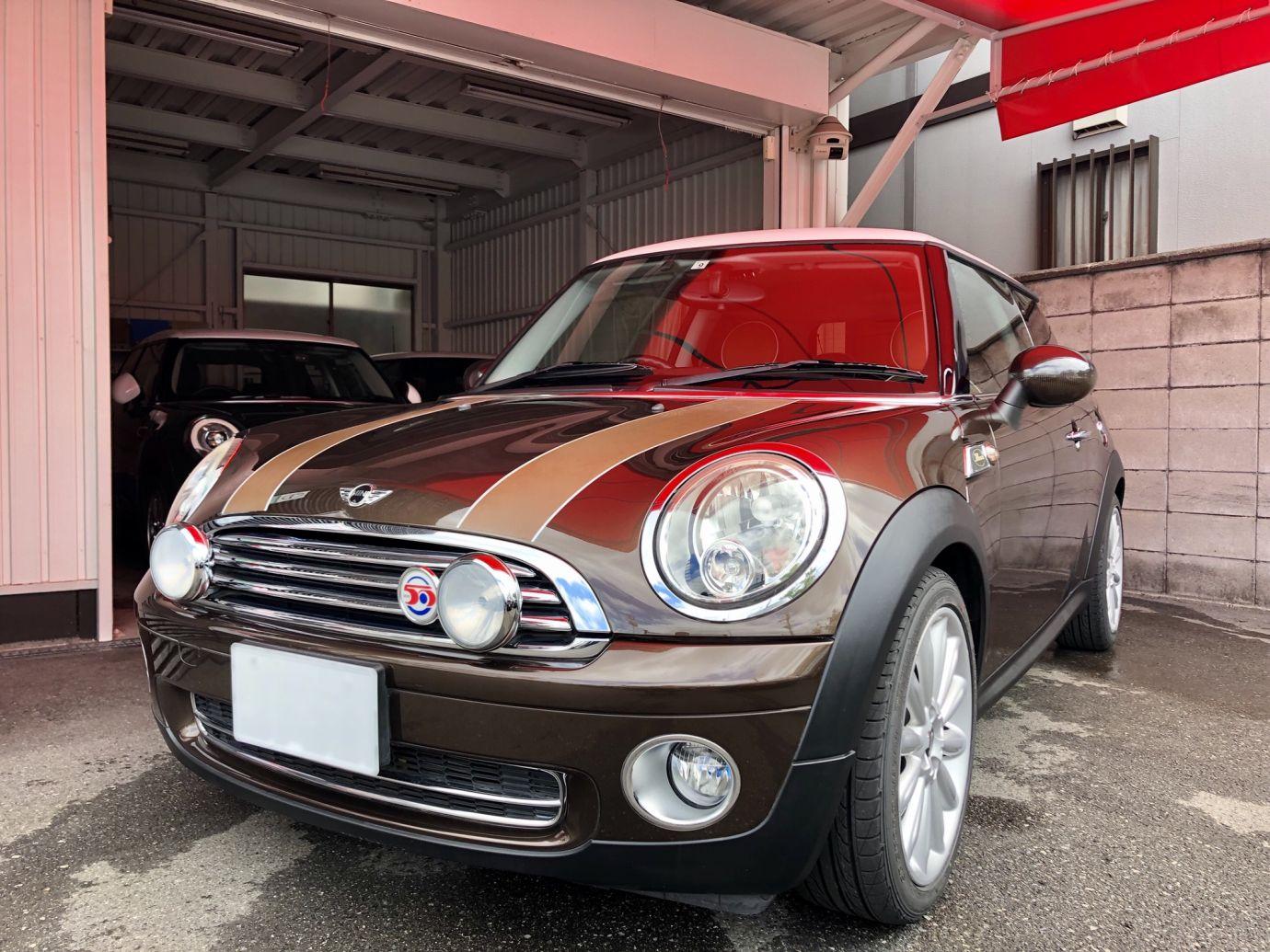 ミニ クーパー 期間限定車【50メイフェア】ご納車