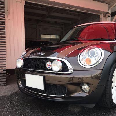 ミニ クーパーS 限定車【50メイフェア】ご納車