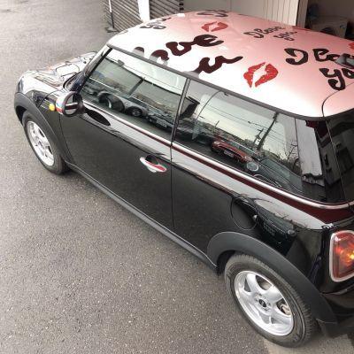 ミニ クーパー 世界20台限定車【キス・ド・バイ・ルル・ギネス】ご納車