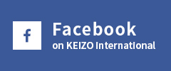 Facebook on KEIZO International