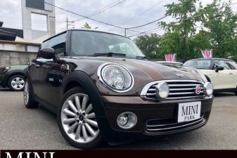 MINI COOPER 50th Mayfair【期間限定車】