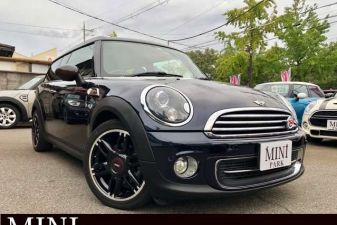 MINI CLUBMAN COOPER HAMPTON【特別仕様車】